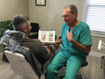 EMERGENCY DENTAL SERVICES,Dr M Kushner Hammilton New Jersey